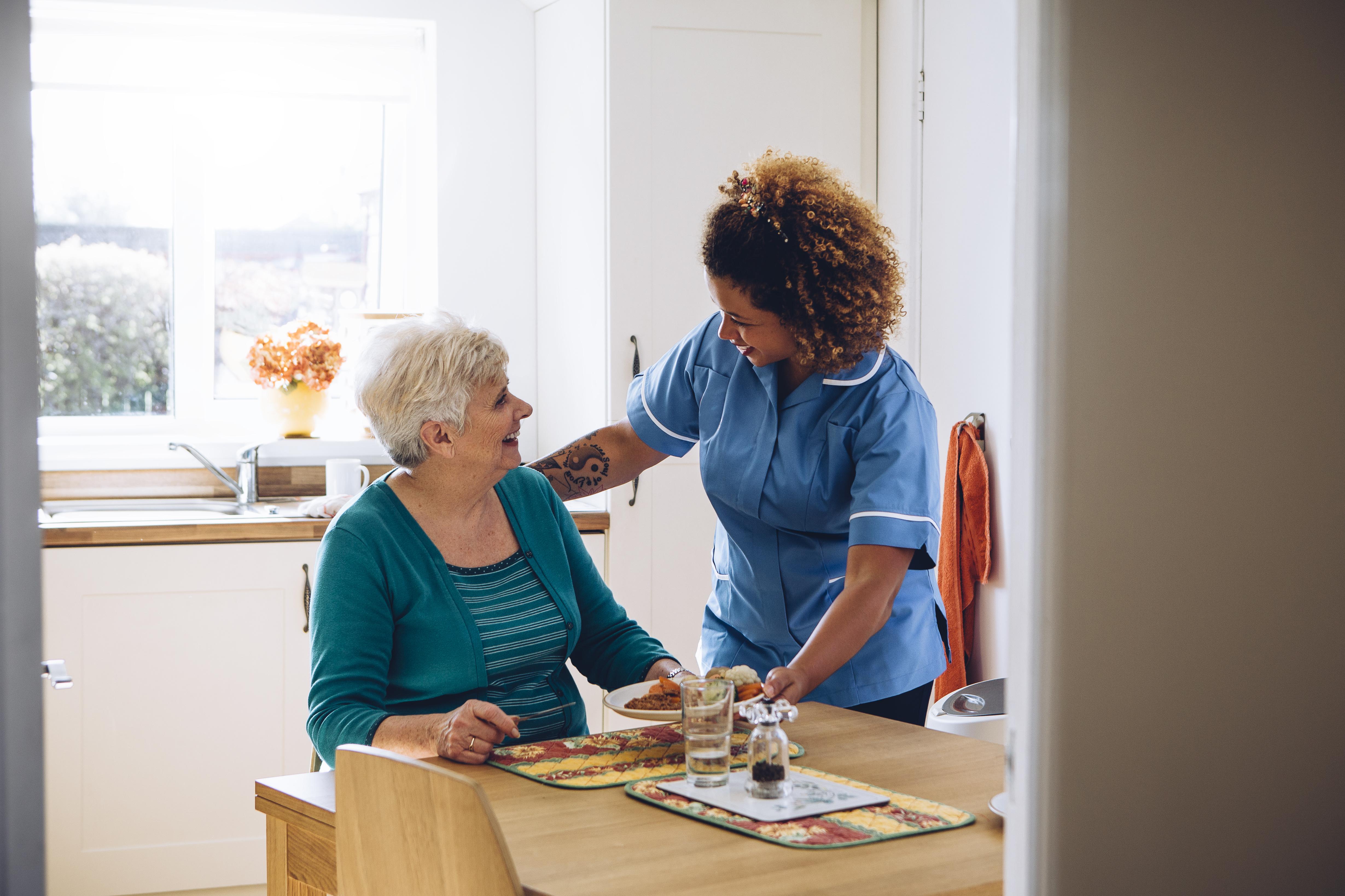 家庭护理服务