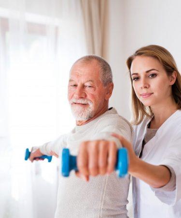 가정 물리치료
